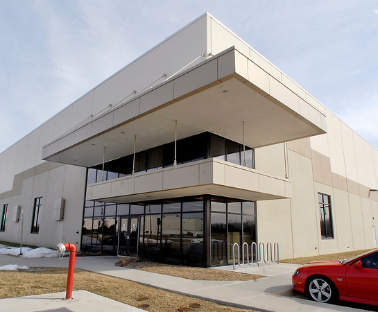 THB photo/John P. Cleary<br /> Echo Automotives, Inc. is expanding to Flagship's A-2 facility at 3619 W. 73rd Street where they plan to utilize 40,000 square-feet of the west end of the building for a distribution, research and development facility.