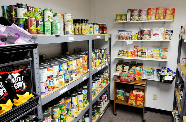 Don Knight | The Herald Bulletin<br /> Daybreak Community Church held a dinner for volunteers of the Lapel Food Pantry.