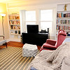 Don Knight | The Herald Bulletin<br /> The living room at Sister 2 Sister's new location on Arrow Avenue on Friday. The home has room for nine women.