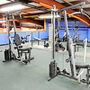 Don Knight | The Herald Bulletin<br /> Bridges of Hope Superintendent James Sanchez stands in the weight room at the new rehabilitation center. The new rehabilitation center has opened in the former Madison Park Church of God location on North Madison Avenue.