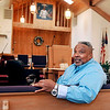 John P. Cleary | The Herald Bulletin<br /> Rev. Anthony Harris is senior pastor of Church Upon The Rock, and a driving force behind the Reconciliation Walks and Initiative to Stop Gun Violence.