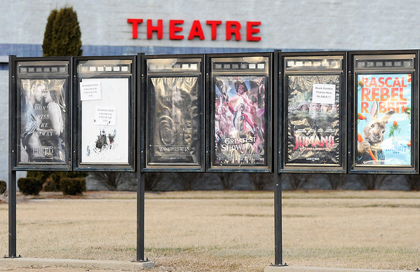 Don Knight | The Herald Bulletin<br /> The Mounds 10 Theatre was added to the mall after J.C. Penney closed in 2001.