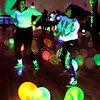 John P. Cleary | The Herald Bulletin<br /> Youth Leadership Academy of Madison County held their annual  dance marathon fundraiser Saturday evening at the Chesterfield Millcreek Civic Center.  Here Emma Kelly, 18, and Gordan Wilkey, 16, both from Elwood High School, get their grove on during the dance marathon.