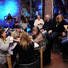 Don Knight | The Herald Bulletin<br /> Oakley Brothers Distillery was packed for their grand opening on Tuesday. The plan to have live music on Friday and Saturday nights.