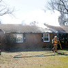 Don Knight | The Herald Bulletin<br /> Several departments responded to a house fire on Olivia Drive in northern Madison County on Friday.