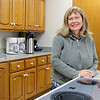 Andy Knight | The Herald Bulletin<br /> Kay Marcuson stands in the kitchen at St. John Lutheran Church where she coordinates a community meal each month.