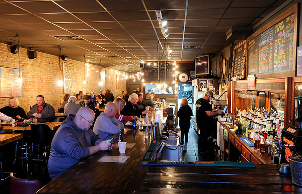 Don Knight | The Herald Bulletin<br /> The Stable in Pendleton was named Best Bar/Lounge by readers of The Herald Bulletin.