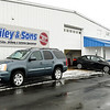 John P. Cleary | The Herald Bulletin<br /> Riley & Sons Collision Repair voted Best Body Shop. This is their Anderson location at 2394 East 400 South.