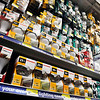 John P. Cleary | The Herald Bulletin<br /> The light bulb display at the Northgate True Value Hardware Store at 2400 Broadway in Anderson.