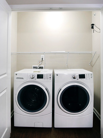 John P. Cleary | The Herald Bulletin<br /> The new Fieldhouse Apartments come completely furnished including all appliances plus a washer and dryer.