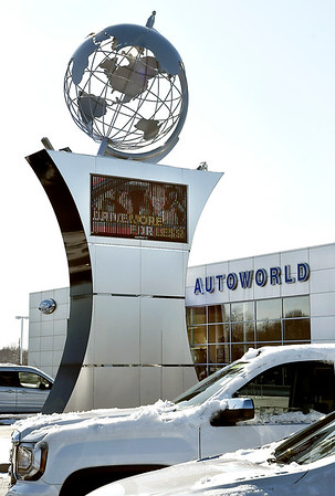 Autoworld of Anderson was voted Best Of for new car dealer, used car dealer, and best sales staff in THB's Best Of voting.