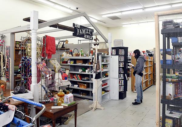 Emporium 1101 at 2200 S. Scatterfield Road, voted Best Flea Market in THB's Best Of voting.