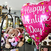 Some of the gift items available at Toles Flowers for Valentine's Day.