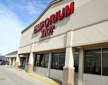 Emporium 1101 at 2200 S. Scatterfield Road, voted Best Flea Market in THB's Best Of voting.