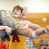 Wrestling sectional