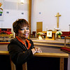 Pastor Gina Kirkland of New Horizons United Methodist Church.