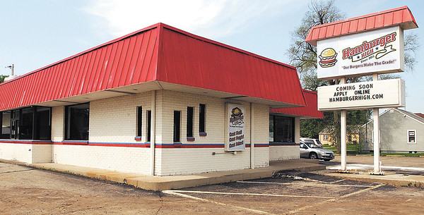 THB file photo:  A new restaurant, Hamburger High, is opening soon at 21 W. 38th Street in Anderson.