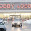 Shoppers visit Hobby Lobby in Anderson on Saturday. Saturday was Hobby Lobby Appreciation Day, an effort to show support for the store as it disputes the health care reform mandate that requires employers to cover contraceptives in their health plans.