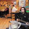 TJ Sifuentes performs at Rivera Maya Restaurant for dinner guests.