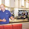 "Jay Nestleroad, Qdoba Mexican Grill general manager, says ""we do for Mexican cuisine what Starbucks does for coffee."""
