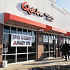 Qdoba Mexican Grill held their grand opening Monday with restaurant management and local officials.