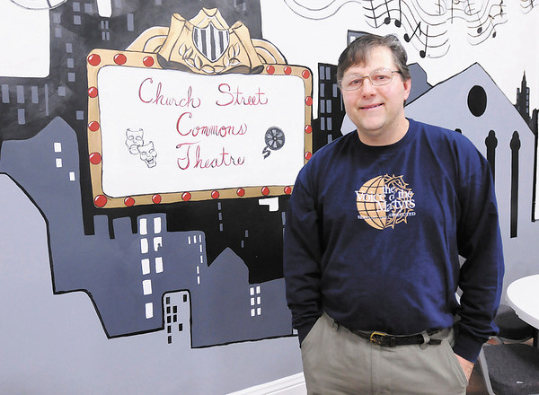 "Scott Owens is the president and founder of Church Street Commons in Alexandria. Church Street Commons will be hosting it's first dinner theater this Saturday, a production of ""Murder Medium Rare"" by the senior drama team at Alexandria-Monroe High School."