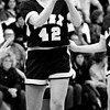 THB file photo<br /> Alexandria High School's Sanrina Slone pictured here during the 1989 Anderson Sectional championship game against Highland High School.