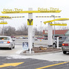 Don Knight / The Herald Bulletin<br /> The new McDonalds on Broadway in Anderson opened on Tuesday and includes a 24 hour two-lane drive through.