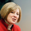 THB photo/John P. Cleary<br /> U.S. Rep. Susan Brooks, R-5th District, talks about her first year serving in Congress.