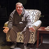 "Mark Maynard | for The Herald Bulletin<br /> Andrew Persinger plays the role of Yvan in the Alley Theatre's production of ""Art."""