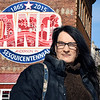 John P. Cleary | The Herald Bulletin<br /> Traci, a transgender woman.