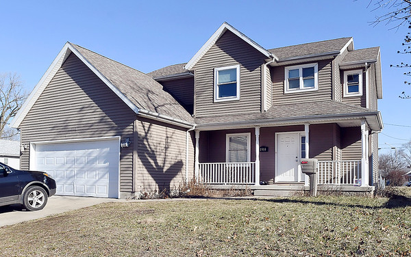 This property at 1914 Sheridan Street in Anderson is on the list for the this month's Sheriff's Sale January 24th.
