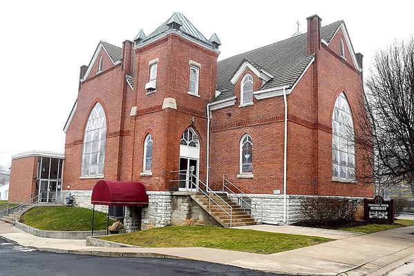 The Fortville United Methodist Church.