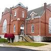 The Fortville United Methodist Church.