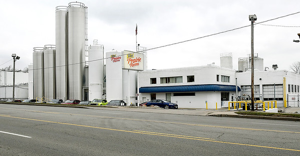 Prairie Farms processing plant in Anderson.
