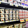 According to the U.S. Department of Agriculture Americans have been drinking considerably less milk for decades but have nearly tripled their consumption of yogurt and cheese products in the same time period.