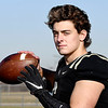 Cole Alexander of Lapel HS, THB's Offense Football POY.
