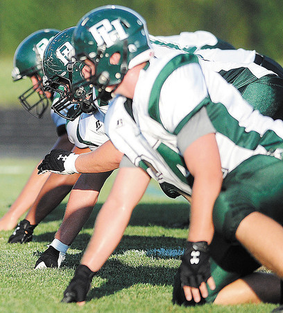 Pendleton beats out Anderson 41-23 in their first football game in decades