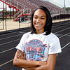 Kalyn Davis, Girls Track Player of the Year.