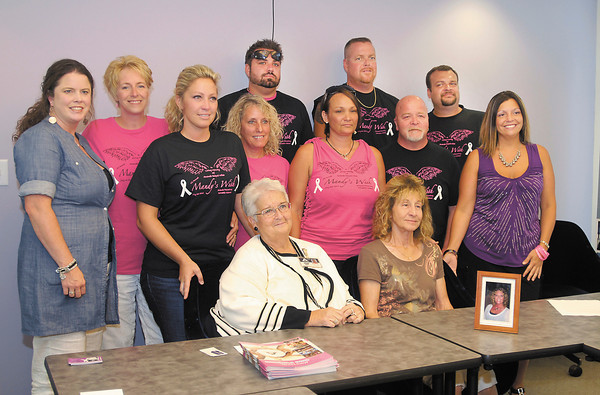 Mandy's Wish fund raiser gives money to Dove Harbor and Alternatives to help prevent domestic violence.