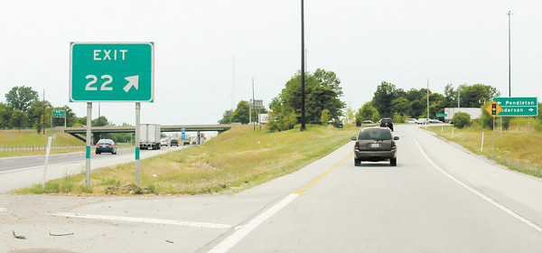 Due to the extension of I-69 the exits will be renumbered. The Fishers Chamber of Commerce will host a meeting Thursday, July 26, 2012 at 8:00 a.m. in the Fishers Train Station Meeting Room.