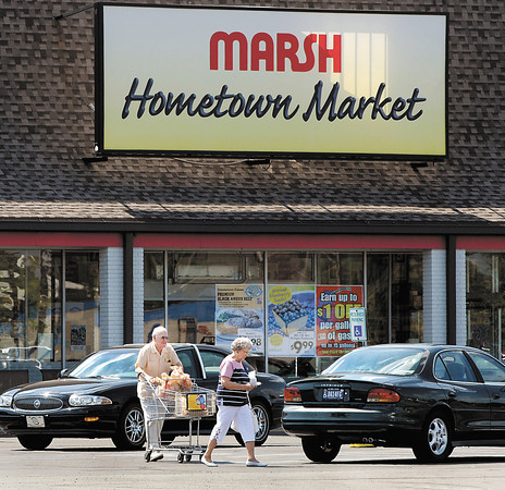 The closing of the Southdale Plaza Marsh store will effect the retired and elderly shoppers the most.