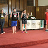 "Don Knight/The Herald Bulletin<br /> Participants in Central Christian Church's arts camp rehearse ""Fiddler on the Roof, Jr."""