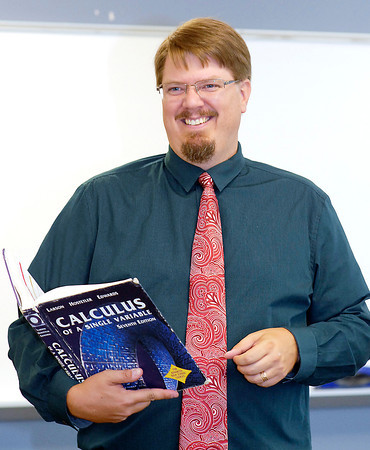 Rick Ziuchkovski, AHS math teacher, has been nominated and qualified to be a finalist in Indiana for the Presidential Awards for Excellence in Mathematics and Science Teaching.