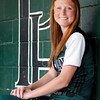 Don Knight/The Herald Bulletin<br /> All Herald Bulletin Softball player of the year, Pendleton Heights Sarah Dixon.