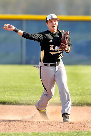 Lapel's Brady Cherry was named Herald Bulletin's Baseball Player of the Year.
