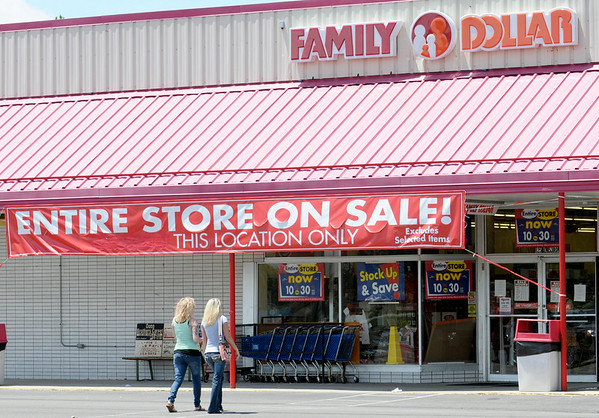 Don Knight | The Herald Bulletin<br /> Family Dollar Stores has confirmed they are closing nine stores in Indiana. The Family Dollar located at 825 East 53rd St. will close by the end of August.