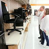 Don Knight | The Herald Bulletin<br /> Scott and Donna Imel shop for a desk at Big Lots in Anderson on Friday. The store has moved to a new location on south Scatterfield next to Planet Fitness.