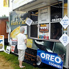 John P. Cleary | The Herald Bulletin<br /> One of the items available at the Madison County 4-H Fair this year is deep fried oreo cookies and Wick's pies.