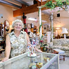 Don Knight | The Herald Bulletin<br /> North Anderson Flea Market owner Doris Seleyman is settling into her new location at 3 Jackson Street in Anderson. Seleyman outgrew her former location on Broadway.
